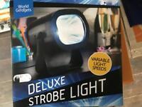 Brand new strobe light