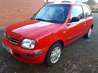 nissan micra 1.0 1999 superb throughout 71,000mls ideal 1st car cheap runabout