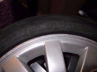"16"" 4 stud original wheels x4"