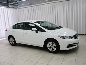 2013 Honda Civic 41K!! AUTO WITH A/C, CRUISE, HEATED SEATS, POWE