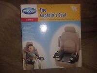 the capitain`s seat