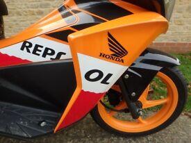 Honda NSC50R repsol moped