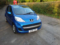 2012 peugeot 107 NEW MOT only 29000 miles CAT C