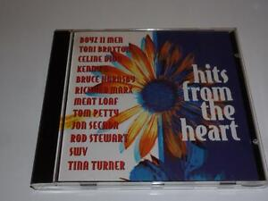 CD HITS FROM THE HEART (458)