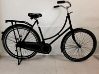 f 🚲🚲BATAVUS OMA Ladies DUTCH city Bike single Speed M Size Warranty Lightweight 🚲🚲