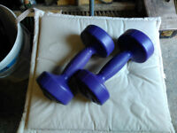 Various Weights, Dumbbells, Barbell