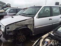2003 Nissan Terrano SE, 2.7 Diesel, Breaking for parts only, All parts available