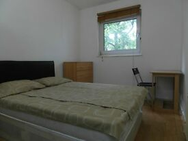 Single or twin room in Bow Road