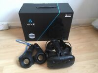 Virtual Reality Experience - HTC Vive (2hr Session)