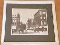 Framed Print of Old Bradford (Tyrrel Street)