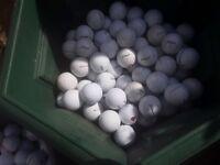 50 TITLEIST GOLF BALLS