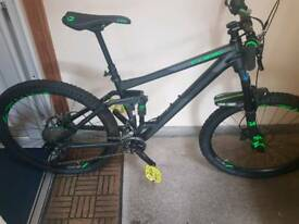 Cube stereo 160 hpa sl 27.5 2017 model