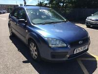 2005 Ford Focus Diesel ZETEC MOT. TAX.