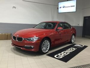 2014 BMW 328d xDrive+Groupe premium+Cuir dakota+0.9%