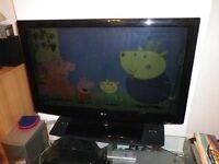 LG 42 inch TV LCD Flat screen