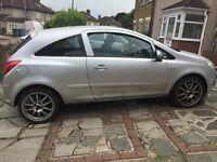 Vauxhall Corsa Spairs and repairs