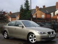 2008 BMW 525D SPECIAL EDITION**AUTOMATIC**RARE SORT AFTER COLOUR, LCI FACELIFT MODEL ** P/X WELCOME*
