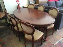 ***HURRY*** ANTIQUE DINING SET in EXCELLENT CONDITION SALE NOW Bentley Canning Area Preview