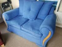 2 seater Ian Walker sofa.