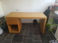 5 × 2 desk, good condition, free to collect