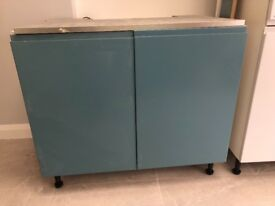 Ex display Wren kitchen units