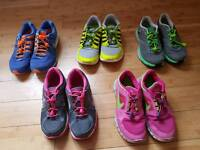 Nike running/training shoes