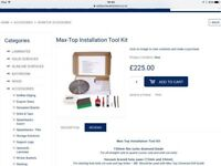Max-Top Installation Tool Kit