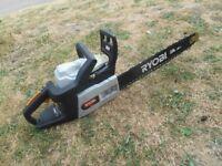 Ryobi petrol chainsaw - spares or repair
