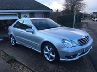 2006 Mercedes C320 cdi Avantgarde SE C-Class w203 *Reduced*