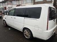 Honda stepwagon automatic very good conidition