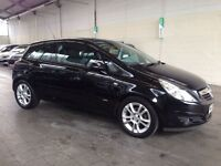 Vauxhall Corsa 1.4 i 16v SXi 3dr,Black,Imaculate,Service History, MOTd, Priced For Quick Trade Sale