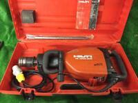 Hilti TE 1000 AVR Heavy Duty Concrete Breaker/ 110v