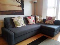 Corner Sofa Bed (IKEA: FRIHETEN)