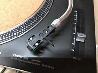 Technics 1210 mark 2 turntable