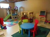 Daycare spot open in Martintown area