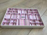 Stacker Jewellery box tray