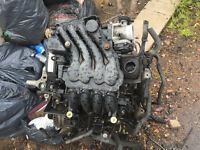 VW GOLF 1.6 SR ENGINE S MK 3 MK 4 GOLFS