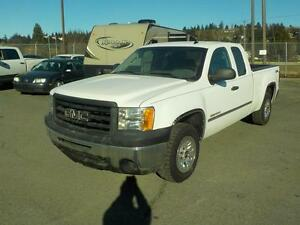 2012 GMC Sierra 1500 Extended Cab Regular Box 4WD