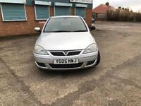 Vauxhall corsa, 05 plate, 1.2, 3 door for sale