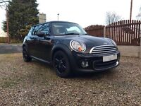 Mini one 1.6 , Media pack with sat nav , bluetooth and DAB