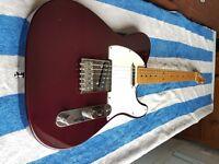 Fender Telecaster mex 2009