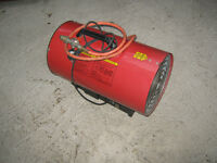 FOR SALE GARAGE GAS HEATER OR SHED