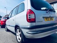 2004 Vauxhall Zafira