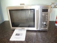 De longhi Microwave and grill