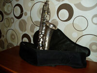 WELTKLANG Vintage Alto Saxophone Beautiful Old German