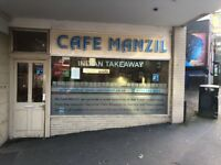 Curry takeaway business for sale in Crooks Sheffield