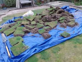 FREE turf / topsoil for collection from Downend BS16