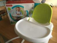 Fisher Price Booster Seat for Feeding
