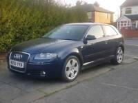 * Audi A3 Sport 1.6 / Parking Sensors / 56 Reg / Cambelt Done + Full History / 3 Door *