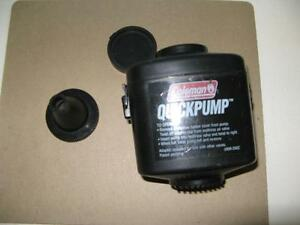Pompe pour souffler matelas Quickpump - Usagé
